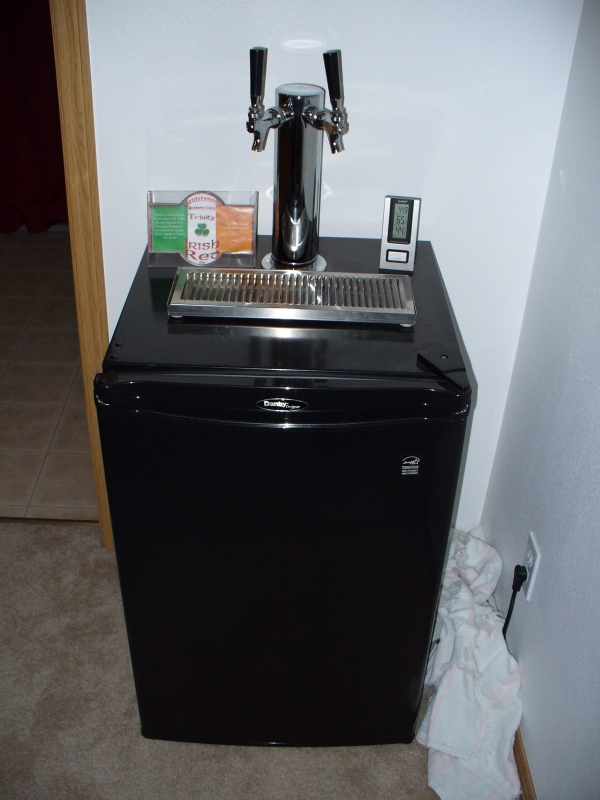 How To Build Your Own Kegerator For The Love Of God And Enjoyment