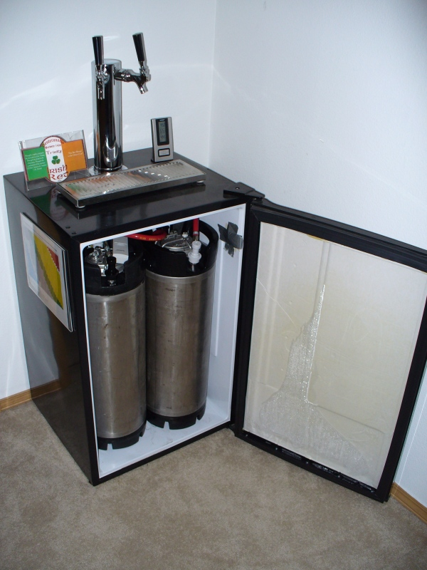 How To Build Your Own Kegerator For The Love Of God And